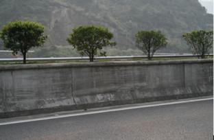 混凝土护栏