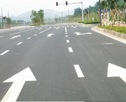 高速公路,城市道路划线工程-热熔标线划线-广州市