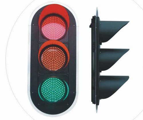 美安交通信号灯