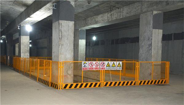 建筑楼层临边安全防护栏