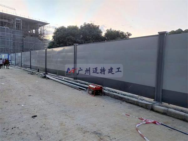 广州围蔽施工