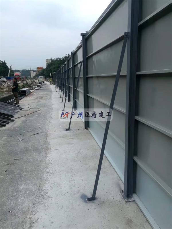 广州H型钢结构围蔽A2